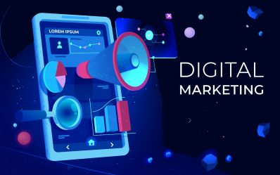 marketing digital icons